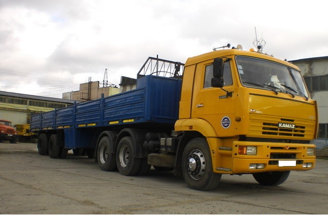 VOLVO, MAN, MERCEDES, КаМАЗ, SCANIA 20 т